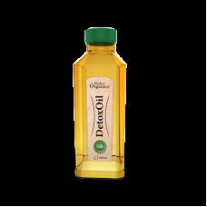 Детокс Оил Смесь нерафинированных масел холодного отжима DETOXOIL (льняное масло и масло расторопши)