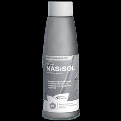 Питьевое коллоидное серебро NASISOL - 10 (100мл)