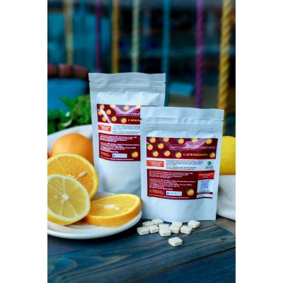 Хитозановый комплекс с апельсином 120 гр
