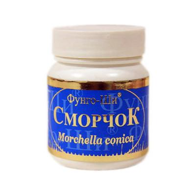 Гриб Сморчок - препарат в капсулах (60 шт.)