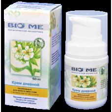 Крем дневной питательный для любого типа кожи с природным UF фильтром  SPF 30 50 мл