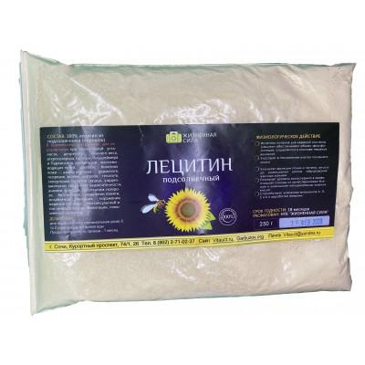 Лецитин подсолнечный  250 гр.
