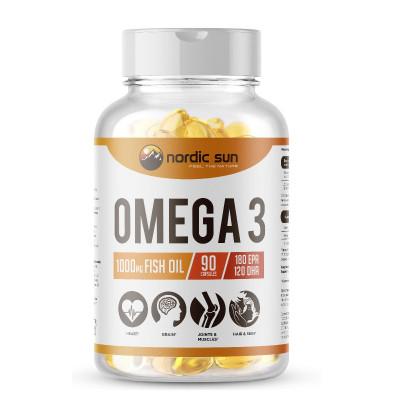 Омега-3  1000 мг