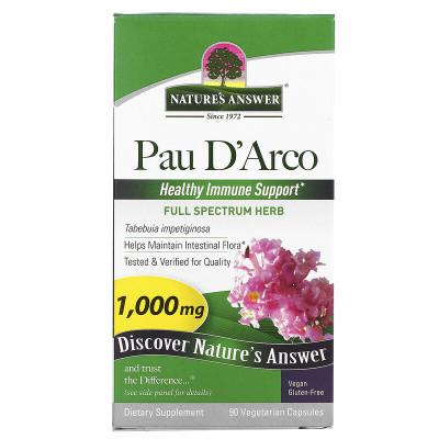 Pau D'Arco (Кора муравьиного дерева) 90 капсул