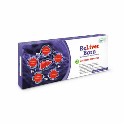 """Биоактивный фитокомплекс """"ReLiverBorn – Защита печени"""""""