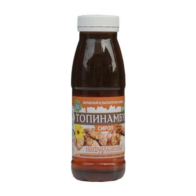 Натуральный сироп из топинамбура (350 мл.)