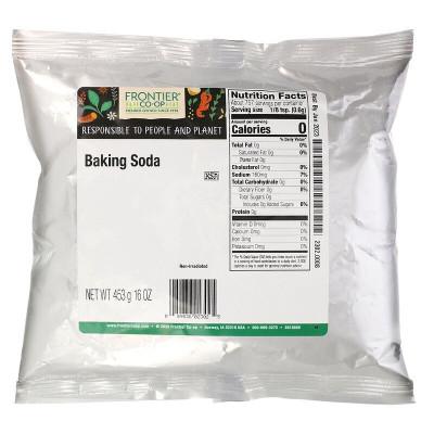 Сода пищевая для питья (453 г.)