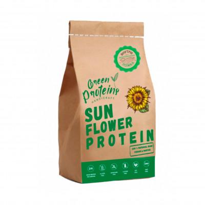 Растительный протеин из подсолнуха 900 гр